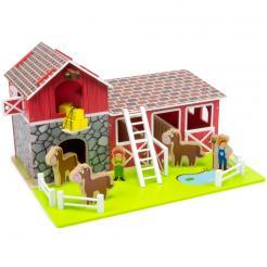 Saddle Up Barn and Stable Play Set