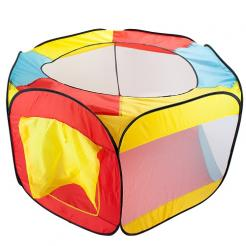 Hexagon Pop-Up Ball Pit Tent 50 x 30