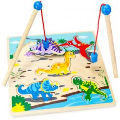 Lift & Look Magnetic Dino Catcher