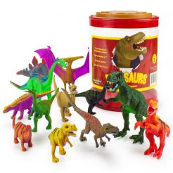 12 Piece Dinosour Set