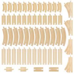 56 Piece Bulk Track Pack